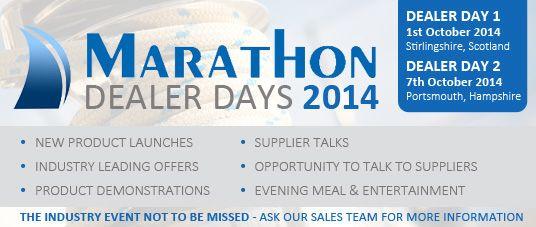 Marathon Dealer Days 2014