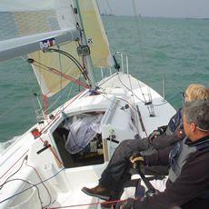 8:1 cascade system - race boat