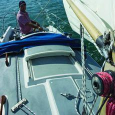 4:1 system - cruising boat