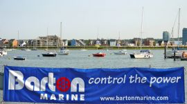 All calm on the Medway for the 2012 Sonata National Championships