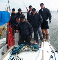Barton team wins top position in 2006 Marine Industry Regatta