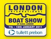 London International Boat Show 2011