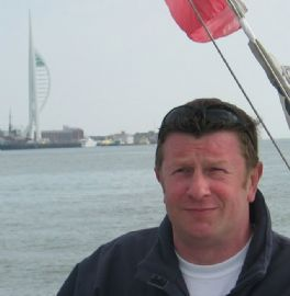 Paul Botterill, Barton Marine's Operations Director