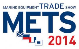METS Marine Equipment Trade Show 2014