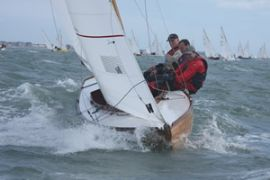 Barton staff success at Skandia Cowes week