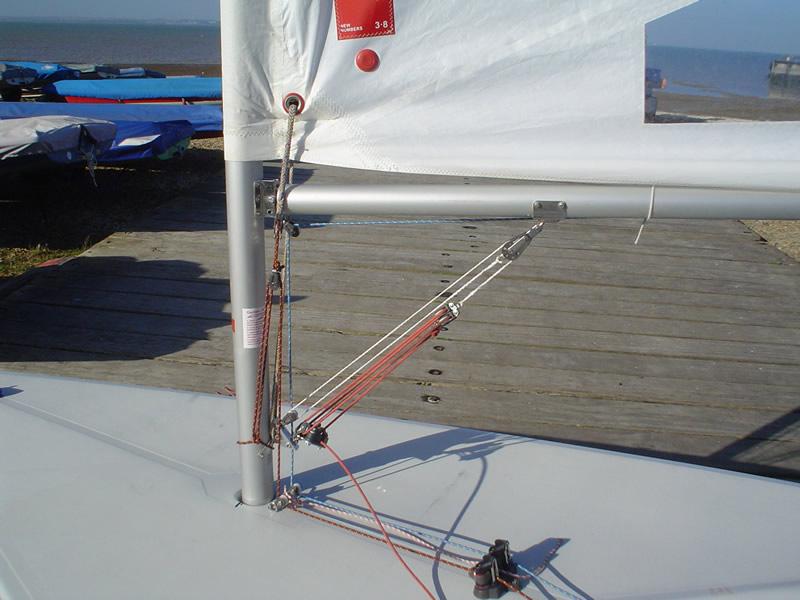 170260d87b8a Laser Replica 15:1 Kicking strap assembly (98075)